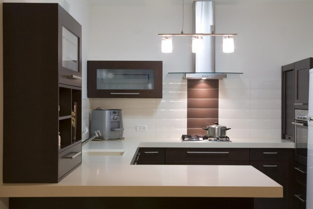 kitchen after remodeling service